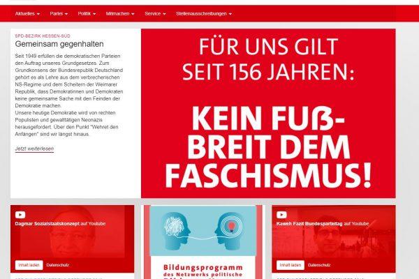 SPD Hessen Sued